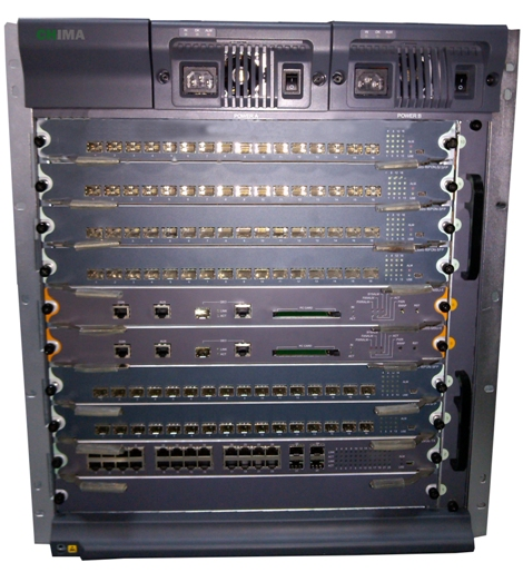 Gepon OLT Chassis