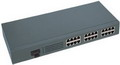 1 Fiber Port + 24 Ethernet Port Optic Fiber Switch